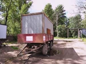 проживание в вагончиках спб