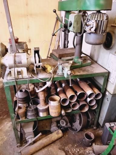 производство инвентаря для буровиков в спб