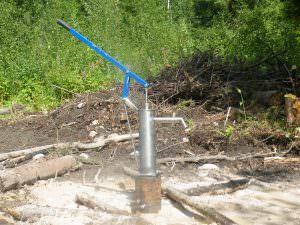 Бурение скважины на воду в ДНП Еловый бор 1