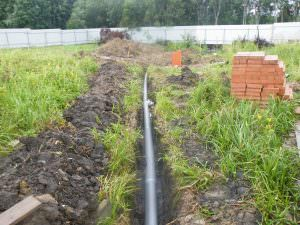 Бурение скважины на воду в деревне Чемихино
