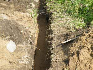 Бурение скважины в деревне Мотохово